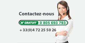 Contactez-nous : 0 805 693 793