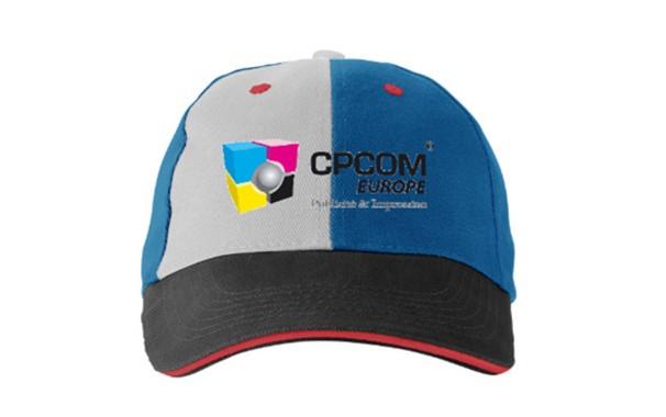 casquette personnalisée sur mesure