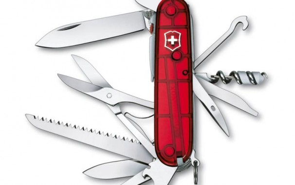 Couteau publicitaire Suisse