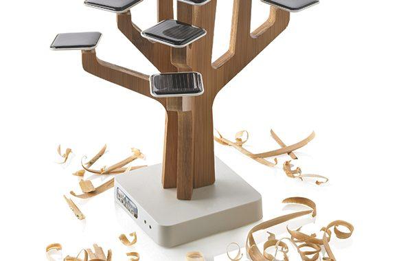 arbre personnalisable solaire