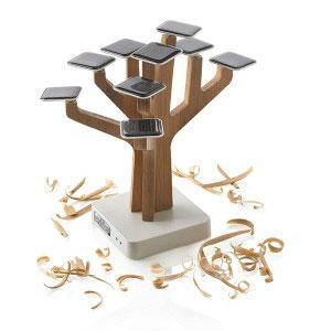arbre publicitaire solaire