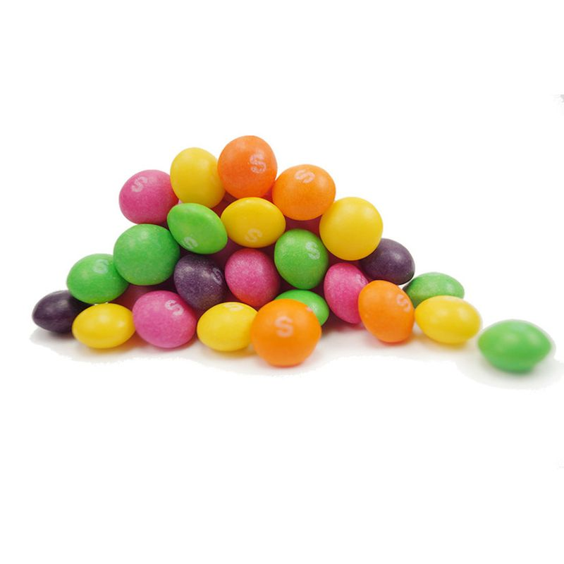 Bonbon Skittles publicitaire : une campagne joyeuse et colorée