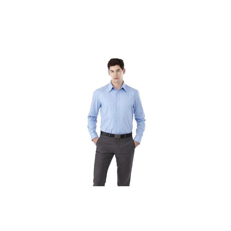 Une chemise publicitaire comme valeur sûre