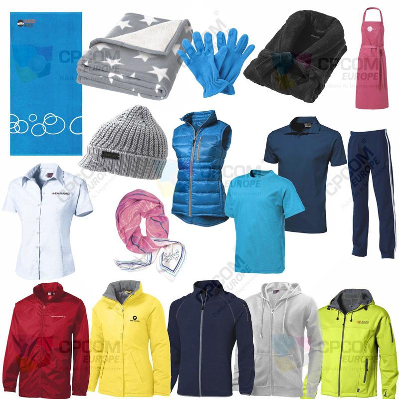 Vêtement publicitaire d'hiver