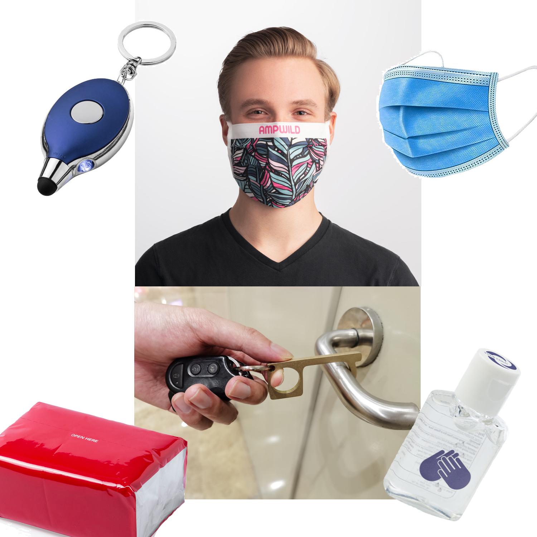 Protection sanitaire : découvrez tous nos objets publicitaires sanitaires
